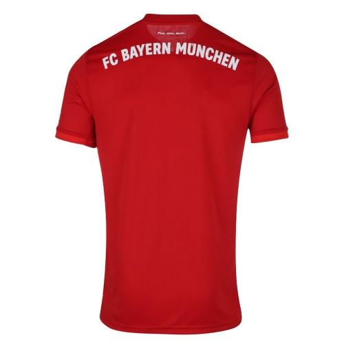 PACK BAYERN MUNICH DOMICILE. ENSEMBLE ADULTE MAILLOT ET SHORT 2019-2020