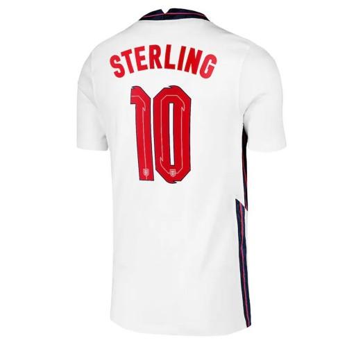 MAILLOT ANGLETERRE DOMICILE STERLING 2020-2021