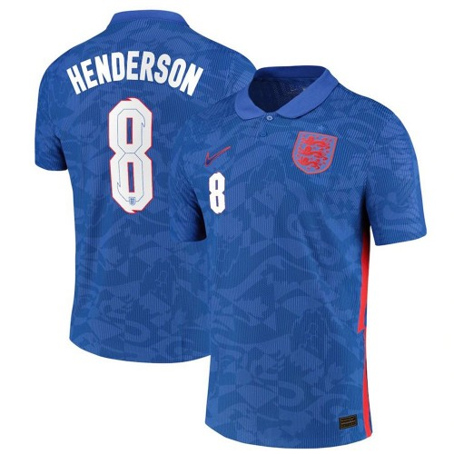 MAILLOT ANGLETERRE EXTERIEUR HENDERSON 2020-2021