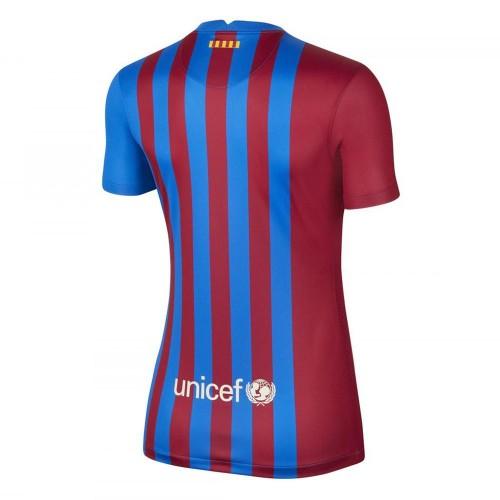 MAILLOT FEMME FC BARCELONE DOMICILE 2021-2022