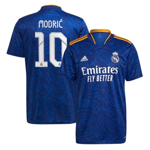 MAILLOT REAL MADRID EXTERIEUR MODRIC 2021-2022