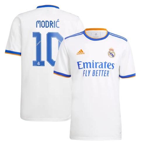 MAILLOT REAL MADRID DOMICILE MODRIC 2021-2022