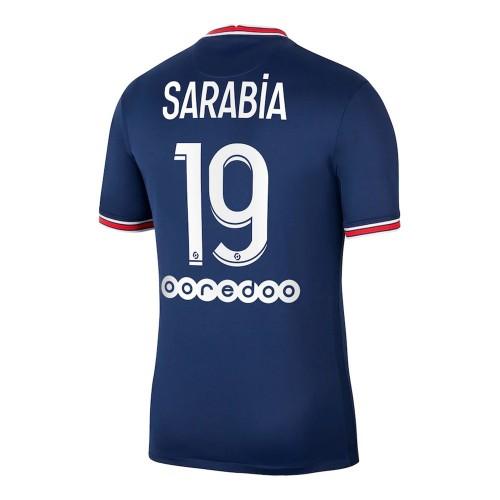 MAILLOT PSG DOMICILE SARABIA 2021-2022