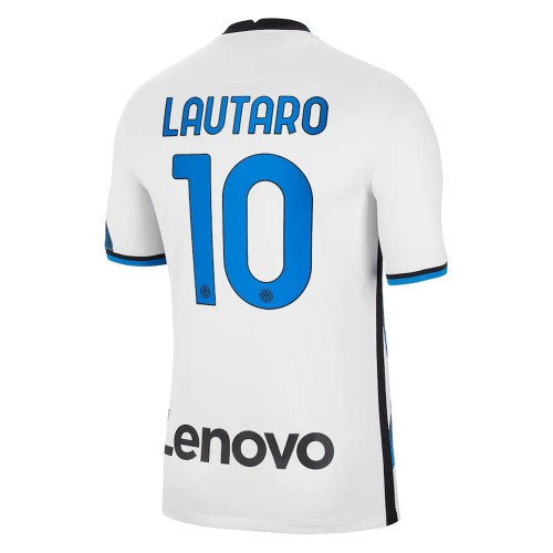 MAILLOT INTER MILAN EXTERIEUR LAUTARO MARTINEZ 2021-2022