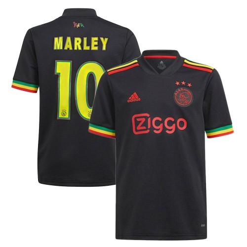 MAILLOT AJAX AMSTERDAM THIRD BOB MARLEY 2021-2022