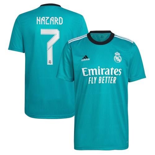 MAILLOT REAL MADRID THIRD HAZARD 2021-2022
